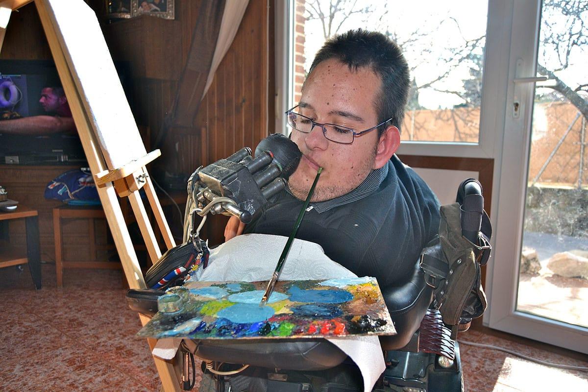 artista José Luis Mora