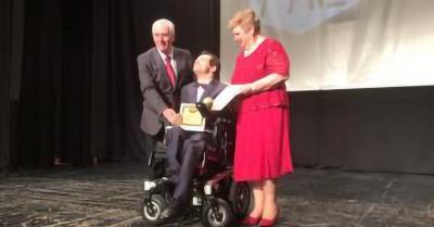Javier Planells recibe el Premio Ciudadano 2019