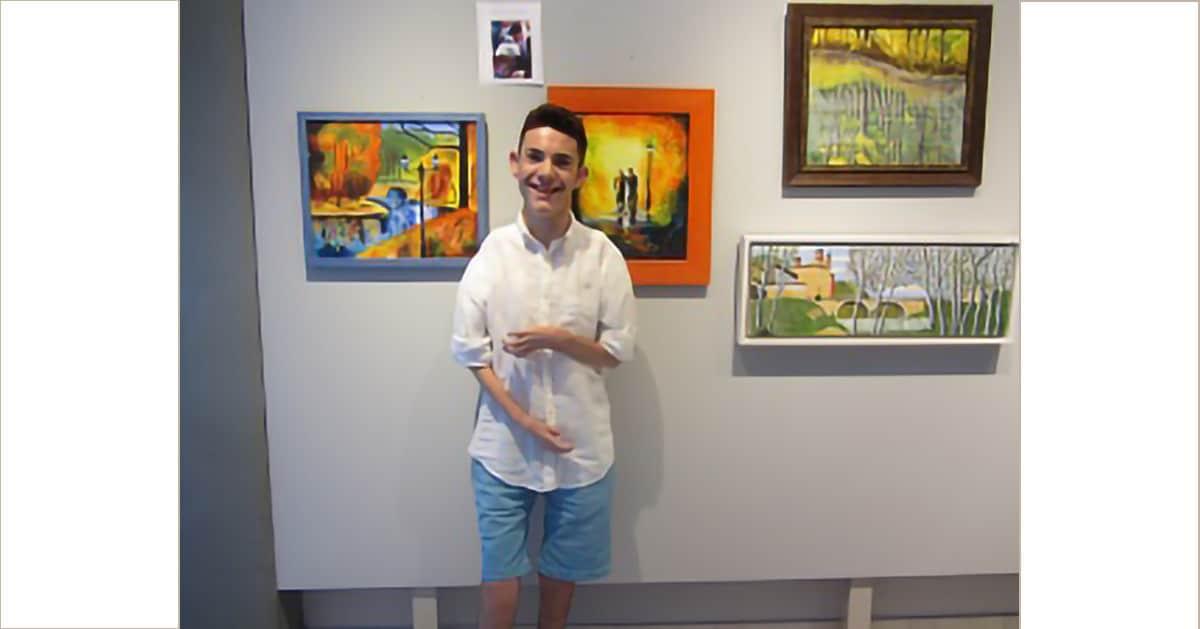 Lorenzo Higueras consigue el 1º Premio de Pintura