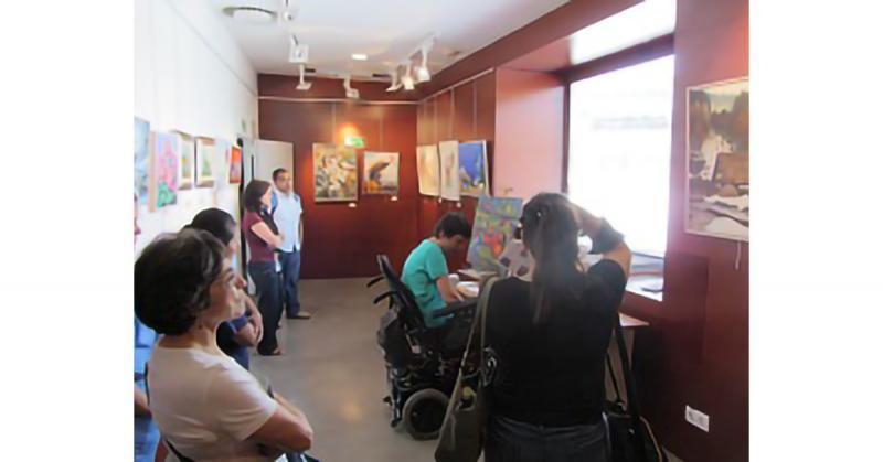 Exposición Internacional de Pintura en Madrid