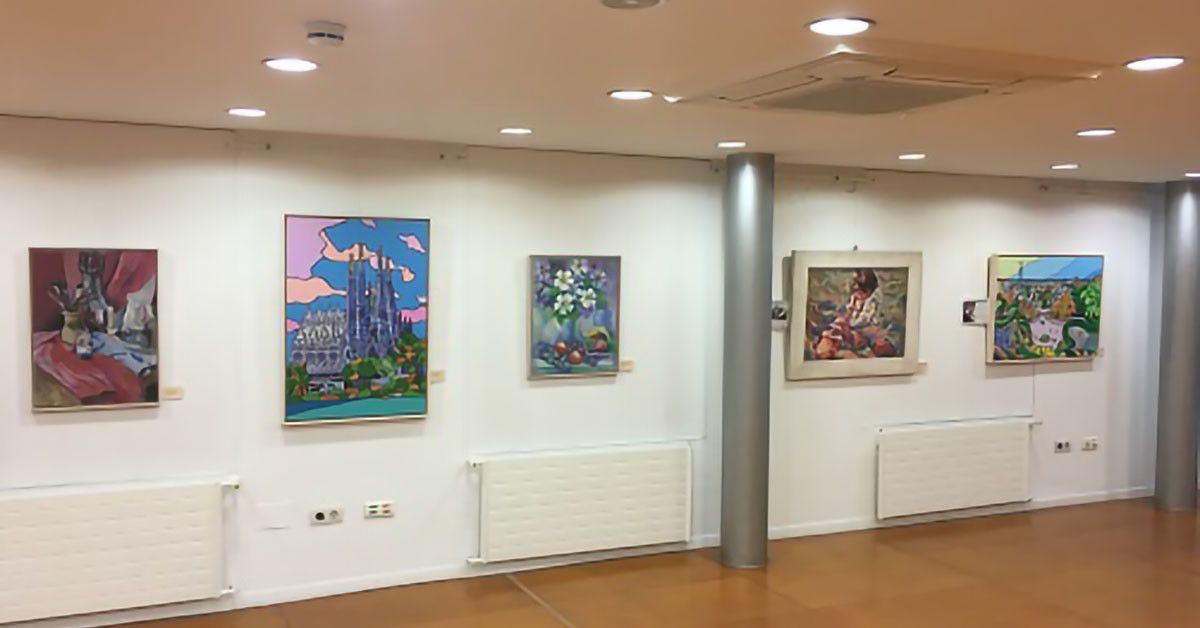 Exposición Internacional en Vigo