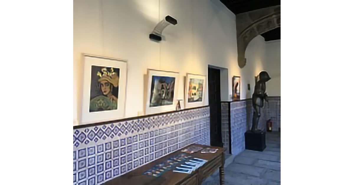 Exposición Internacional de la Asociación de Pintores en Ávila