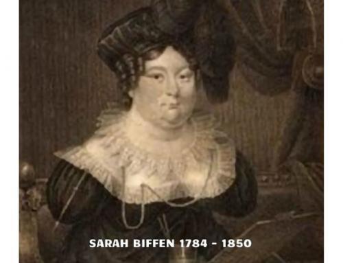 "Sarah Biffen: ""La Maravilla sin Extremidades"""