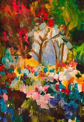 """""""la Tormenta del Color"""", de Bruno González"""