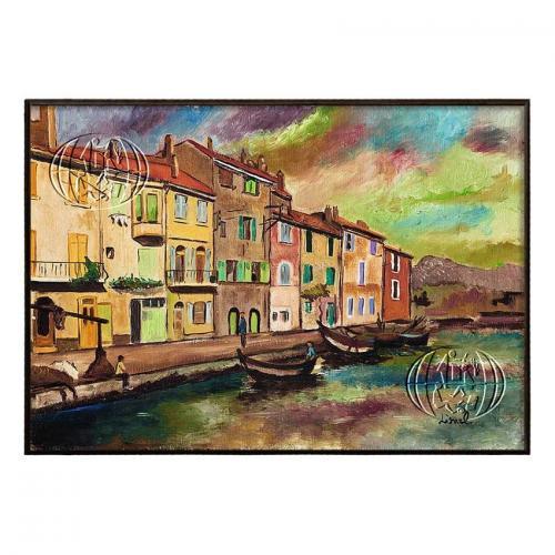 Des maisons de toutes les couleurs Burano by Lionel PLANCHENAULT