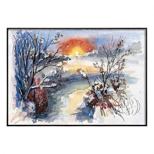 Fröhliche Weihnachten by Heinz HALWACHS