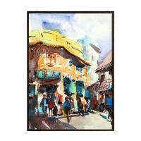 Old street by TAN Kok Leong