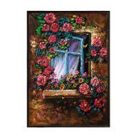 Window by Stanislaw KMIECIK
