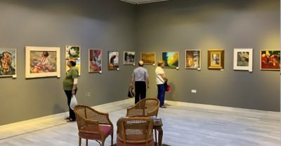 Exposición de pintura en Sevilla