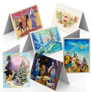 tarjetas Navidad 2020