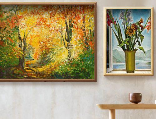 12 ideas para las 4 estaciones: ¡Decora tu hogar con arte solidario!