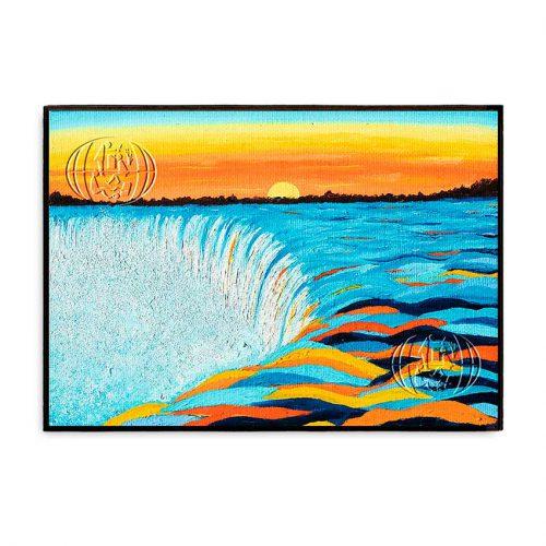 """Bright Niagara"" de Wendi Paige CROUCH"