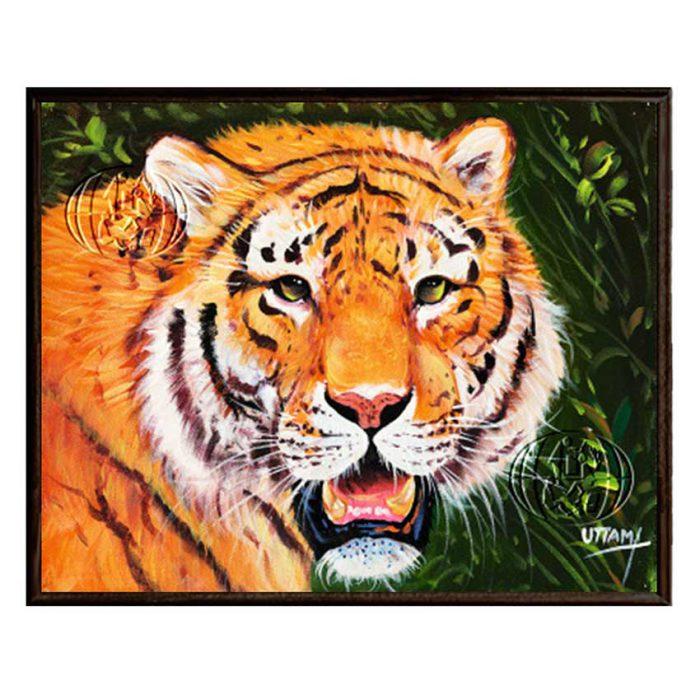 """""""Roaring tiger"""" de Utlam KUMAR"""