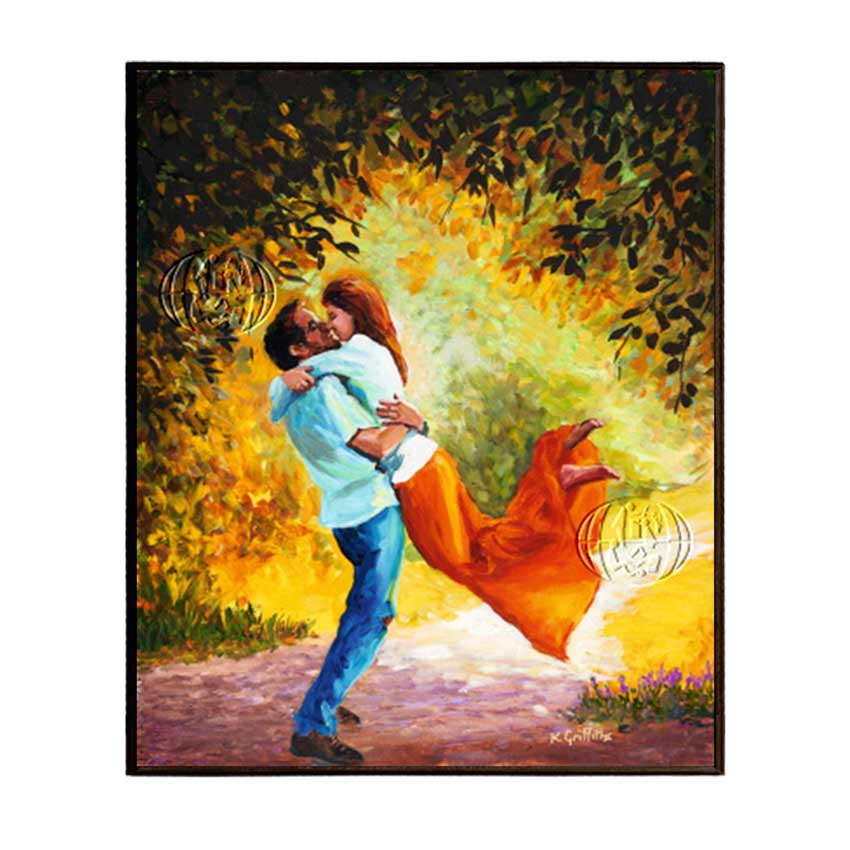 """Autumn lovers reunion"" de Kevin BRUCE"