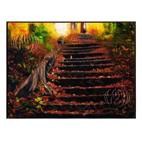 """Stairway to illumination"" de Brenton Nicholas SWARTZ"