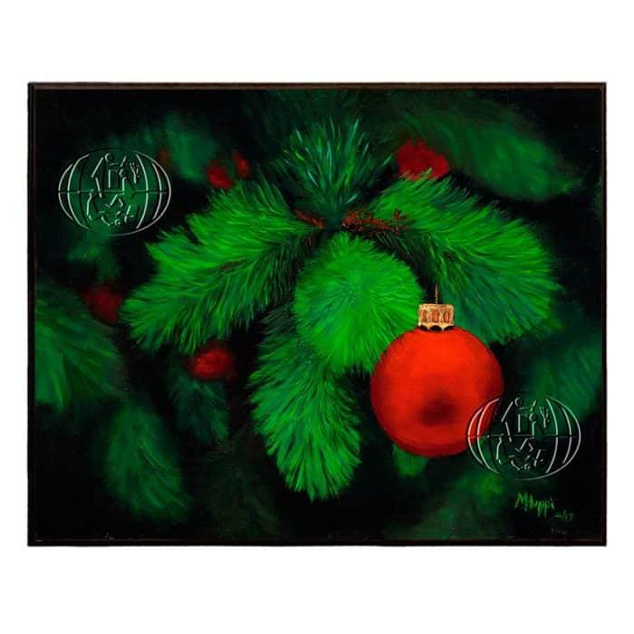 """Christmas Ball"" de Maria Ilona HUPPI"