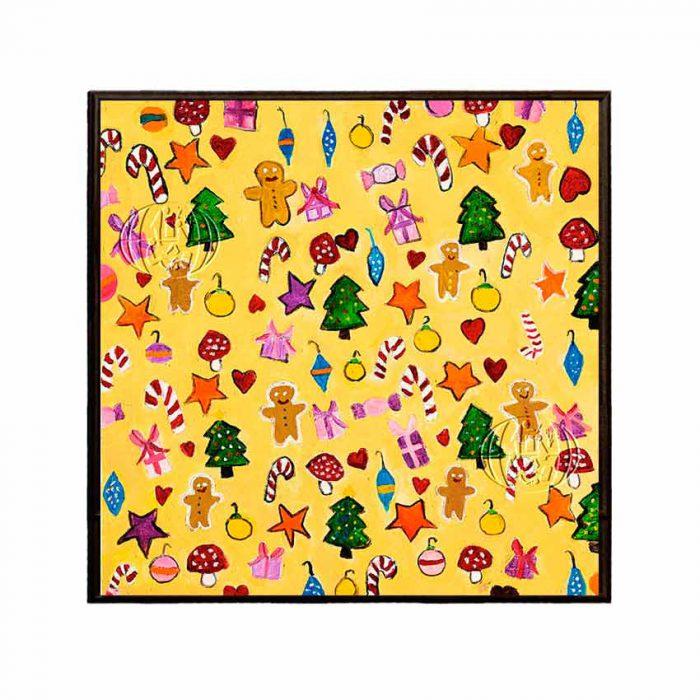 """""""Christmas Wrap"""" de Michael J. MONACO"""
