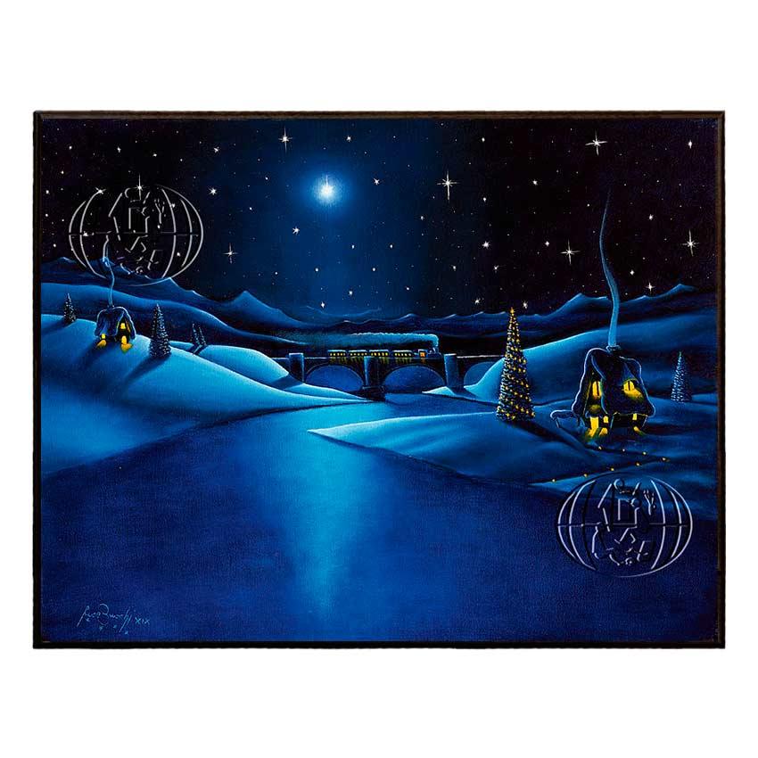 """Winter Night"" de Luca BUCCHI"
