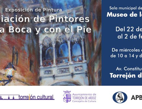 Exposición de Pintura en Torrejón de Ardoz