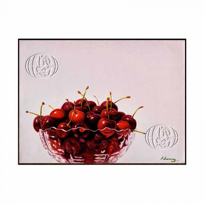 """""""Cherries"""" de Jung Eon HWANG"""