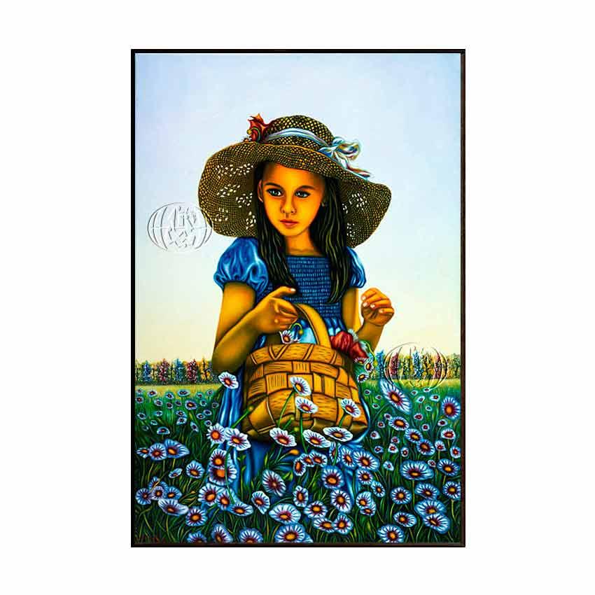 """Primavera para Ainhoa"" de Florin ANGHEL"