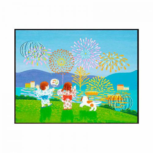 """Summer night"" de Eiichi MINAMI"