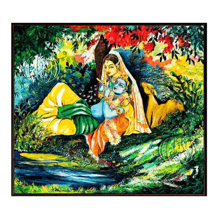 """Lap of love"" de Sunitha THRIPPANIKKARA"
