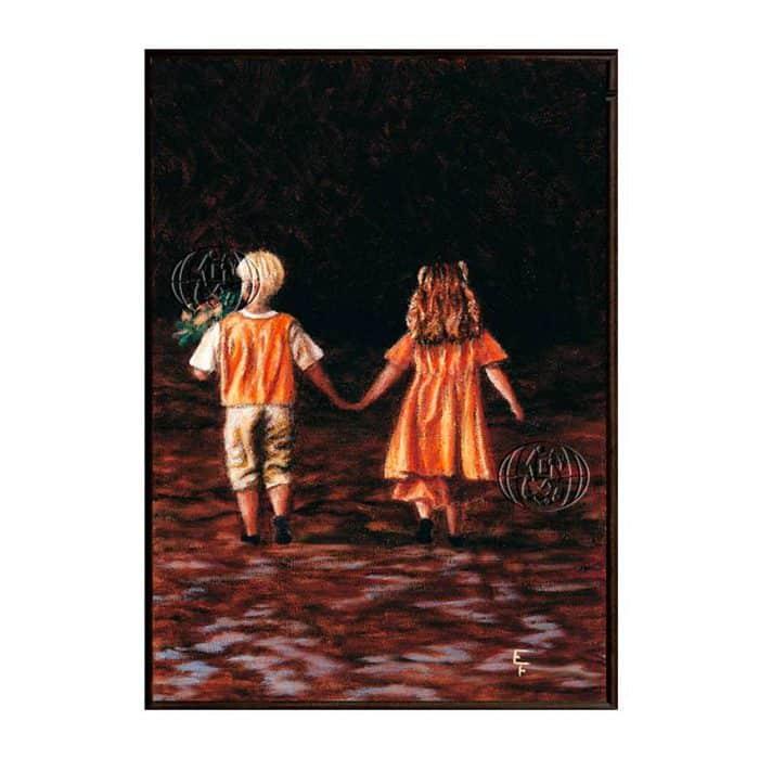 """""""My valentine"""" de Elsie C. FOUCHE"""