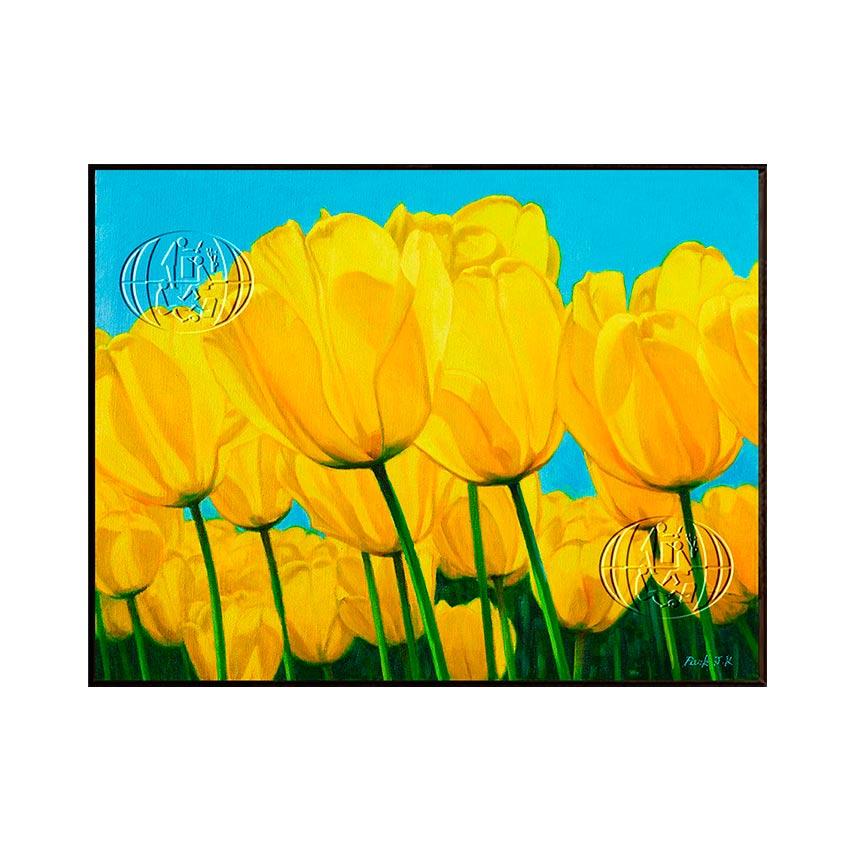 """""""A spring feast"""" de Jong Kwan PARK"""