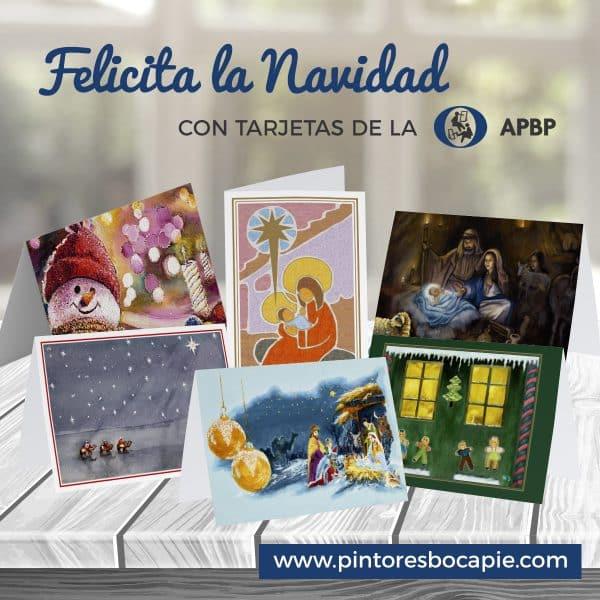 donde comprar tarjetas de navidad solidarias