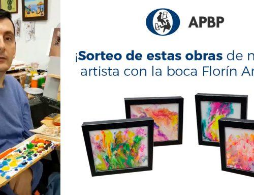 Sorteo de 4 cuadros de Florín Anghel