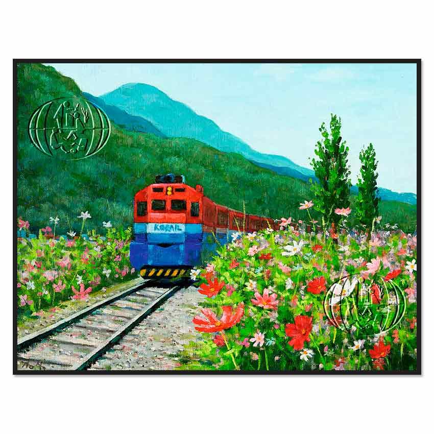 """Viaje de reminiscencia"" de Kyung Sik Lim"