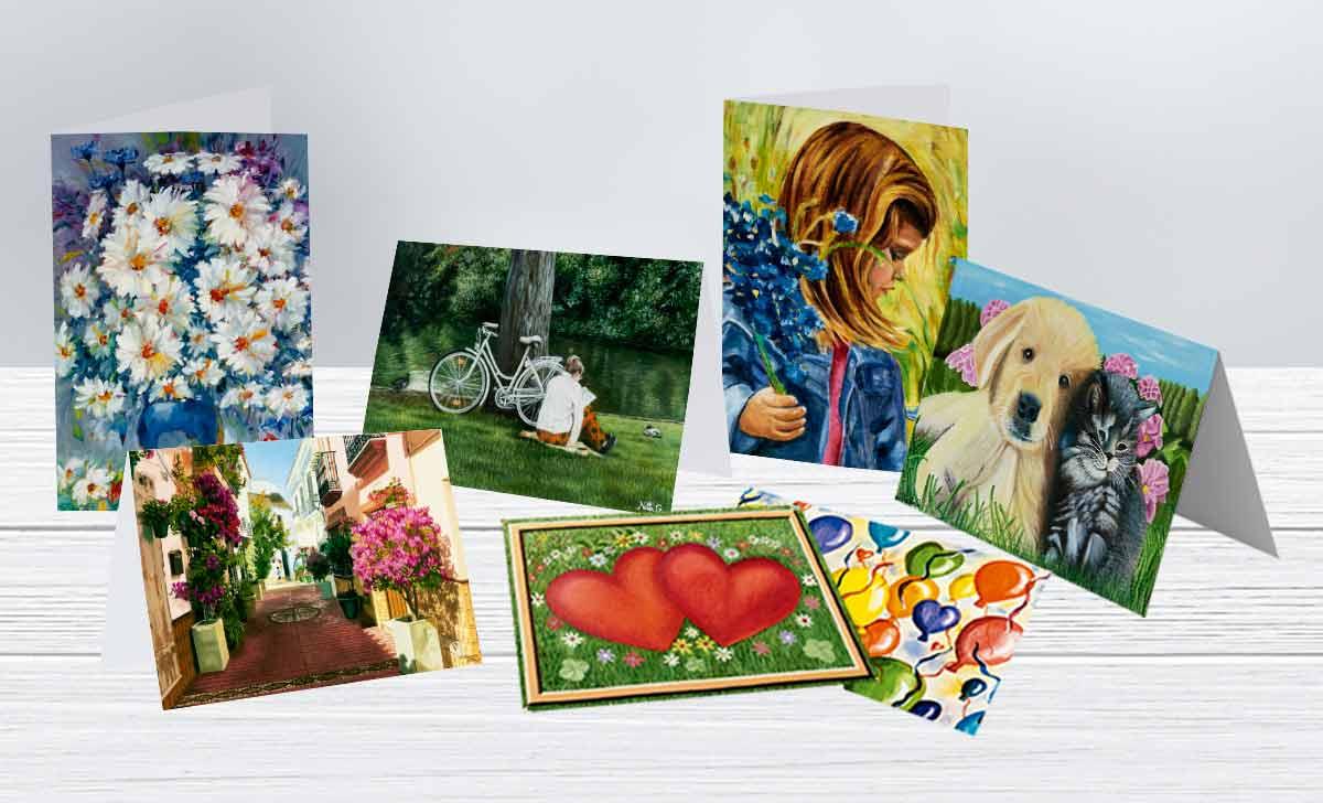 tarjetas para ocasiones especiales