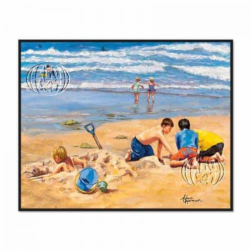 """""""Vacaciones de verano"""" de Chris OPPERMAN"""