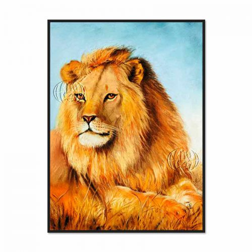 """""""El león"""" de Arnaud DUBARRE"""